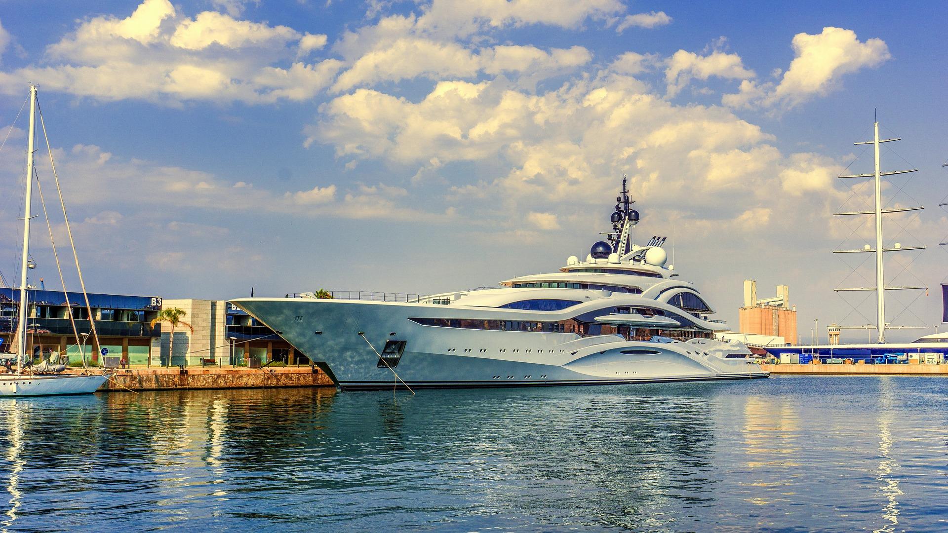 hoe word je succesvol - luxe yacht