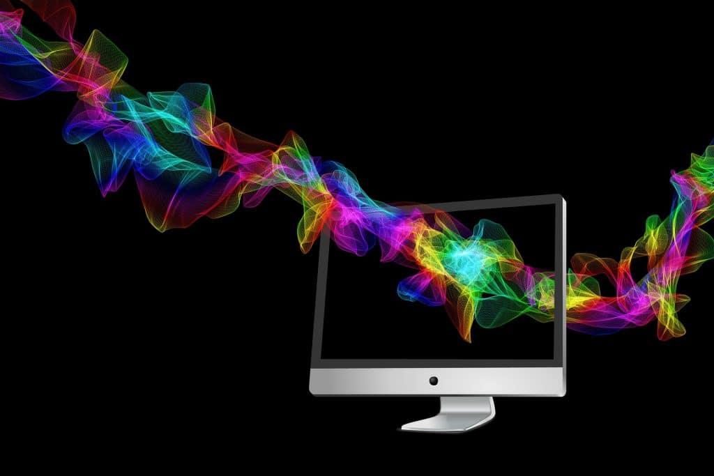 beste kleuren voor website