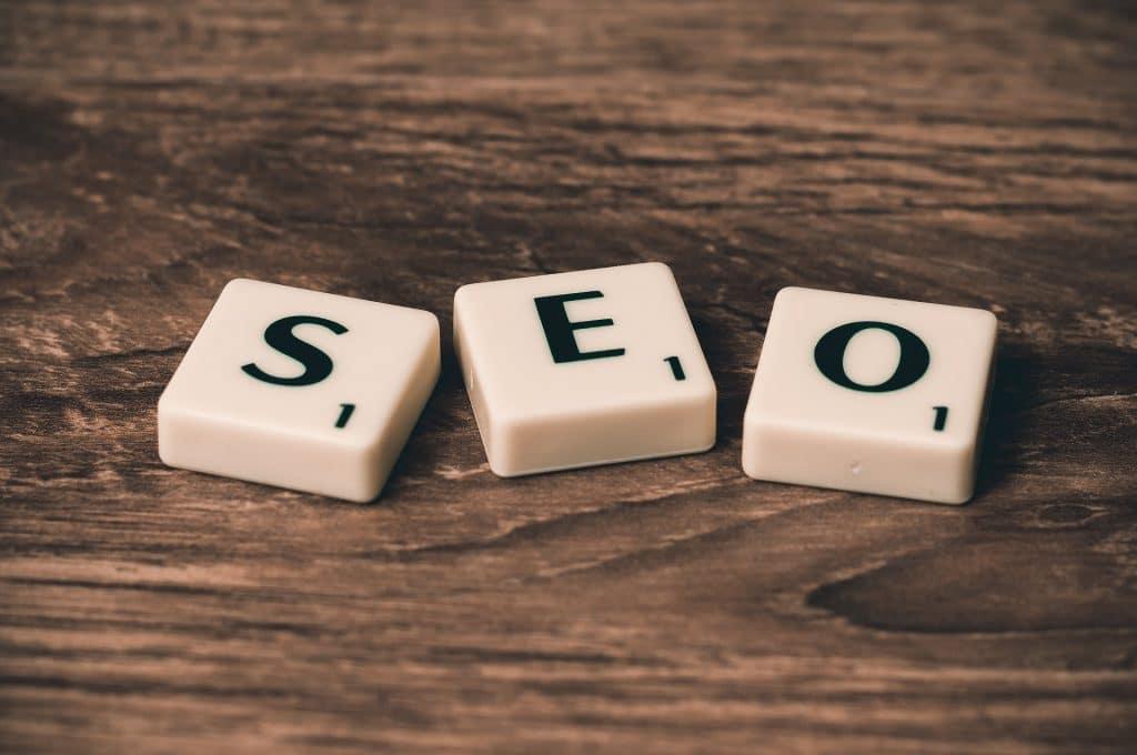 seo letters-website optimaliseren