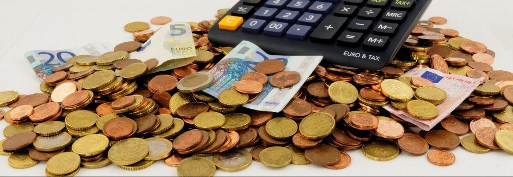 geld - verdienmodel