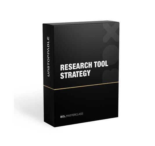 Bol Masterclass research tool