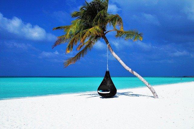 Passief inkomen op het strand
