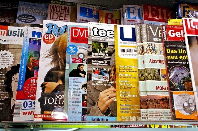 onderwerpen in tijdschrift zoeken