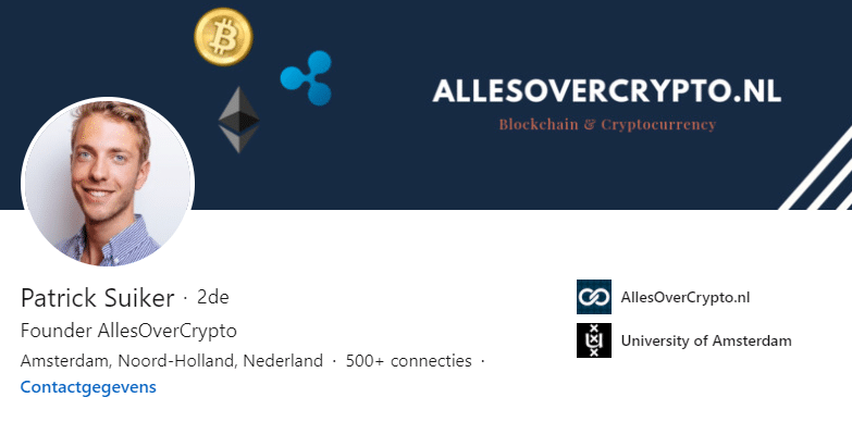 Allesovercrypto.nl - Patrick Suiker
